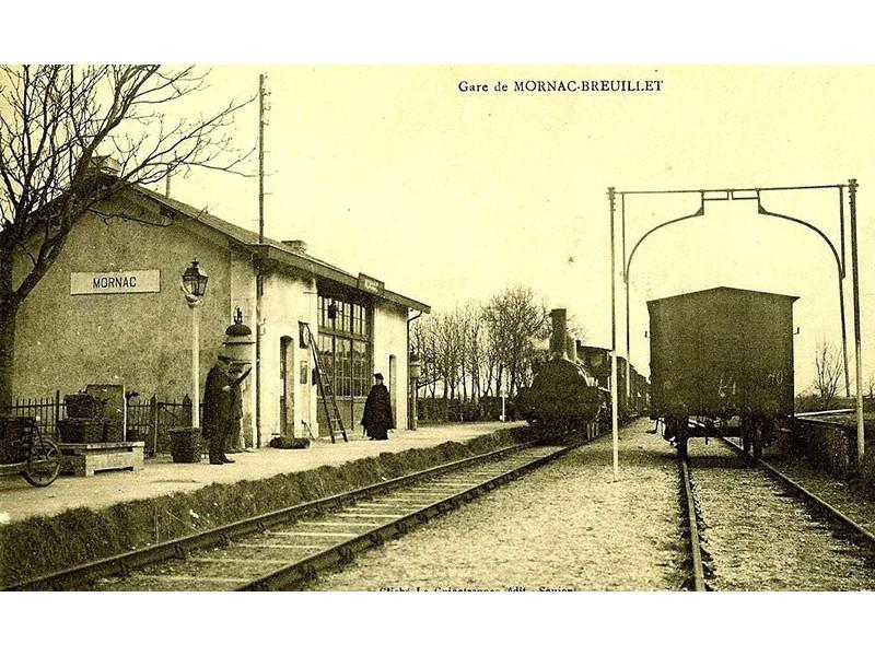 Gare de Mornac